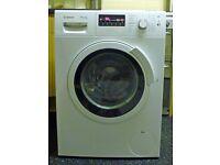 18 Month Old Bosch Exxcel 7+4kg-1400spin Washer/Dryer