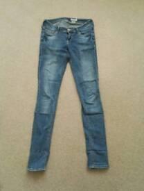 H&M skinny jeans W29 L34