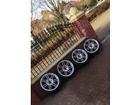 "20"" Le Mans speedline Audi Alloy Wheel Genuine"
