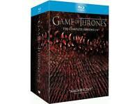Game Of Thrones seasons 1-4 blu-ray