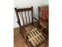 Ercol 3 Seater and 2 x Chairs