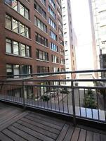 Fully furnished 2 bedroom, Downtown Montreal, available now