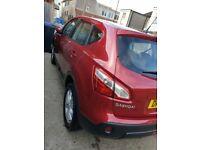 Nissan, QASHQAI, Hatchback, 2013, Manual, 1461 (cc), 5 doors