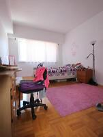 4.5 Two bedroom, all amenities,unfurnished, quiet- NDG