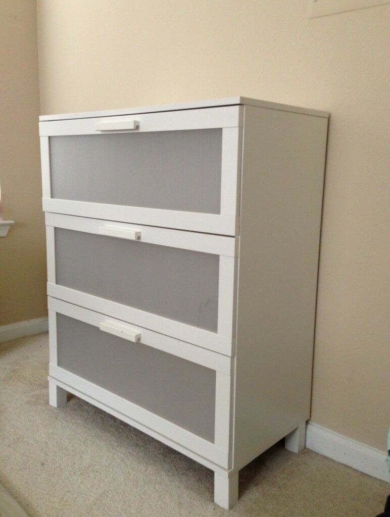Ikea White Chest Of Drawers Aneboda Can Deliver