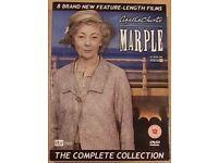 Agatha Christie's MARPLE (Geraldine McEwan) Boxed Set with 8 DVDs, Complete Collection,