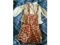 Bundle of Baby girl clothes 6-12 month