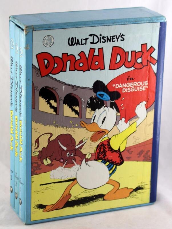 Set #2 Carl Barks Library Walt Disney
