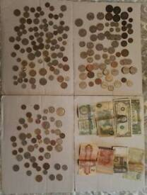 Old British and World Coins