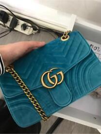 Gucci GG Velvet Bag