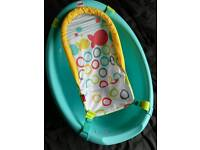 Fisher Price Rinse and Grow Baby Bath Tub