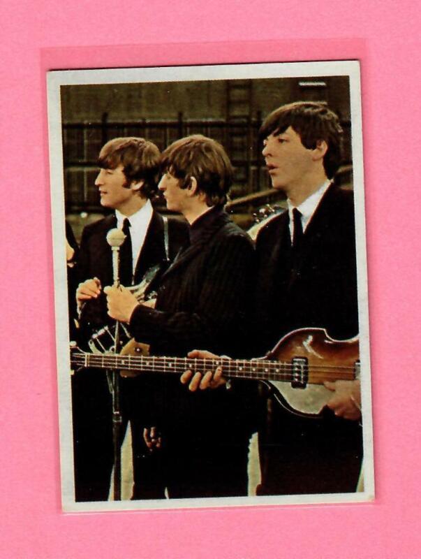 The Beatles US Original Topps 1960
