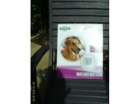 Brand New Medium Staywell Dog Flap