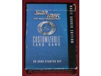 Star Trek TNG Customizable Card Game