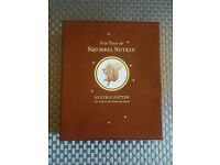Beatrix Potter's The Tale of Squirrel Nutkin Centenary Edition 249/500 Copies