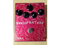 Emma Reezafratzitz overdrive pedal (wampler, fulltone, mxr, mad professor)