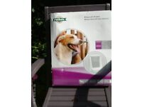 Brand New Large Staywell Dog Flap