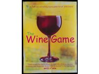 'The Wine Game' Drinking Board Game (new)