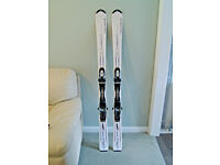 Fischer Viron 2.2 Skis with RS10 Bindings + Snow & Rock Ski Bag + Fischer Poles