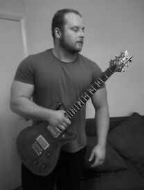 Guitar tutor Looking for students