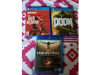 Ps4 games blu-ray movie