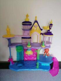 MY LITTLE PONY Sea Castle set