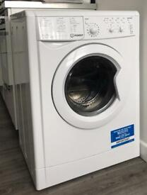Washer Dryer - Indesit IWDC6125 6kg/5kg 1200rpm