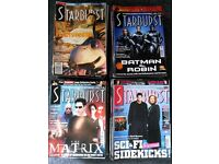 Starburst film magazine collection - over 100 issues - July 1994-April 2003