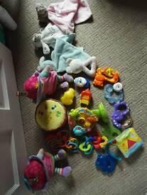 FREE baby toys