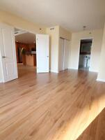 Available now, 2 bedroom, all amenities, unfurnished- Month Free