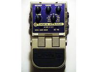 Line 6 Tonecore Liqua-Flange Liquaflange Digital Flanger Effect Pedal Studio Algorithms Guitar Synth