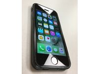 Like New iPhone 5s 16gb o2, Warranty,Case,Tempered Glass Included