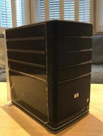 HP MediaSmart EX470 Windows Home Server w/ upgraded RAM.