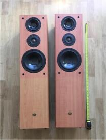 Gale Floor Standing Speakers 120w Perfect for Party