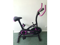 We R Sports C100 Spin Exercise Bike, 10kg flywheel