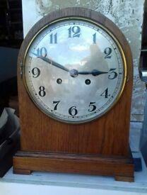 Tall Mantle Clock