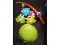 Toy interactive set with sounds. Boys toys