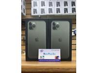 I Phone 11 Pro 64gb Unlocked Brand New Sealed With Apple Warranty @MOBILEPHONECITY
