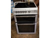 6 MONTHS WARRANTY Flavel 60cm, AA rated, fan assisted electric cooker FREE DELIVERY
