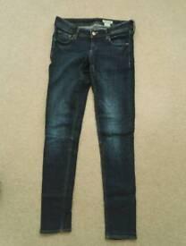 H&M skinny jeans W29 L32
