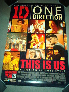 ONE-DIRECTION-Australian-CINEMA-27x40-MOVIE-POSTER-This-Is-Us