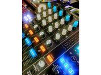 Full Pioneer CDJ / Mixer / Controller / Effects Setup