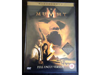 DVDs: The Mummy / The Mummy Returns