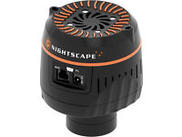Celestron Nightscape 10.7MP 4.75mic Colour CCD Deep Sky Imaging Camera- £1399RRP