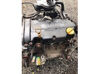 VAUXHALL CORSA 1.2 (ENGINE CODE: Z12 XE) ENGINE FOR SALE