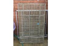 Large dog crate kennel etc £20