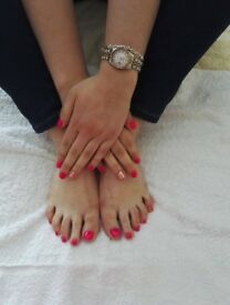 Gel Polish. Gel Nails. Nail Extensions. Manicure & Pedicure