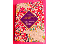 The Liberty Colouring Book Adults By Penguin Books