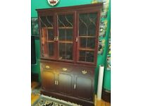 Display cabinet sideboard