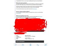 Beyonce&Jay Z London stadium Tickets 15th June 2018 Open to offers